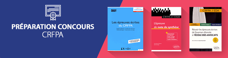 Concours CRFPA