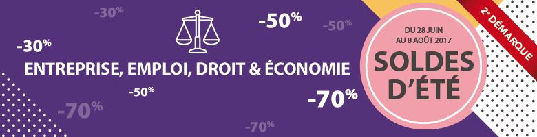 Soldes Droit et économie
