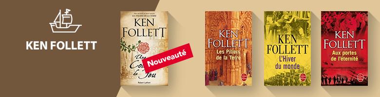 Nouveauté Ken Follett