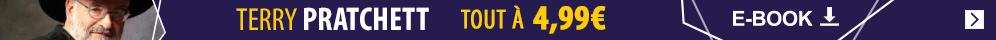 Pages numériques Ebook Offre Terry Pratchett