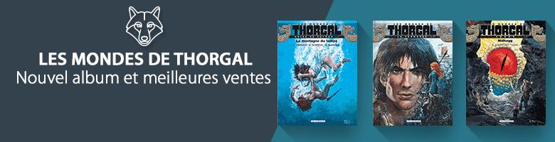 Les mondes de Thorgal tome 7