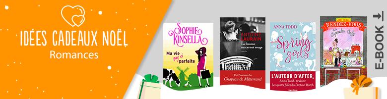 La romance de Noël numérique sur decitre.fr