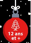 Cadeaux Noël 12 ans et plus