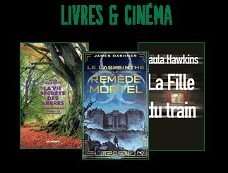 Livres & cinéma