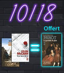 Offre littérature 10-18