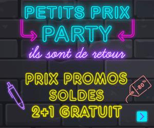 Petits Prix Party : bons plans et soldes