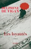 Nouveau roman Delphine de Vigan