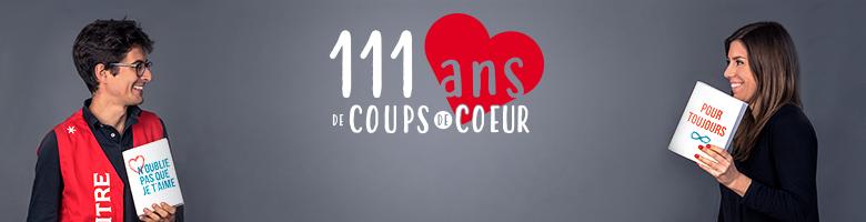 Librairie Decitre : 111 ans de coups de cœur
