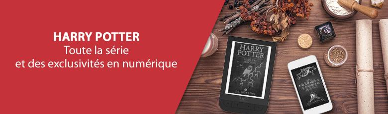 Harry Potter en numérique