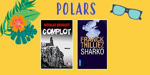 Les polars à lire cet été