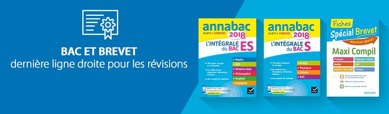 Annales de Bac et Brevet