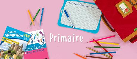 TD & Manuels primaire 2018-2019