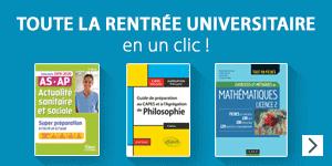 Rentrée universitaire : les outils et livres essentiels