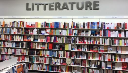 Rayon littérature - Librairie Annemasse